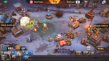 Screenshot 3: 戰爭熱潮