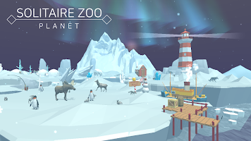 Screenshot 4: Solitaire Zoo Planet