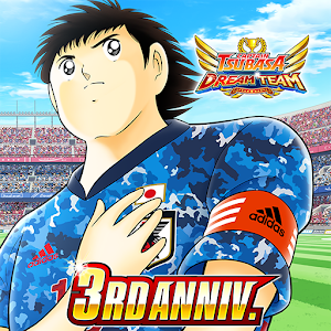 Icon: Captain Tsubasa: Dream Team | Global