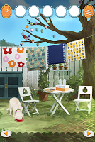 Screenshot 2: 逃出春天的庭園