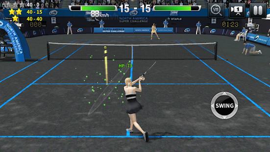 網球公開賽 / 終極網球