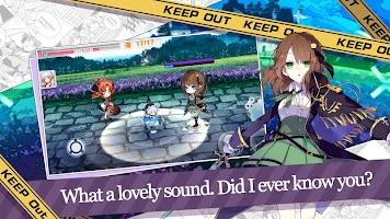 Screenshot 3: 崩壞學園   English