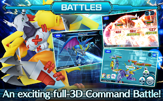 Screenshot 3: Digimon Links | Global