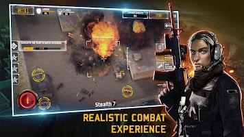 Screenshot 4: Drone : Shadow Strike 3