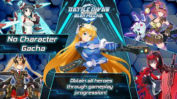 Screenshot 2: Battle Divas: Slay Mecha | Global