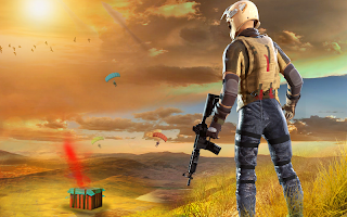 Screenshot 1: Call of Free Fire Battle Royale