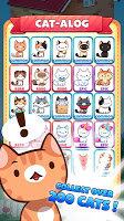 Screenshot 3: Cat Game - The Cats Collector!