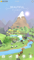 Screenshot 3: Solitaire Zoo Planet