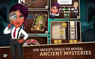 Screenshot 4: Detective Jackie - Mystic Case