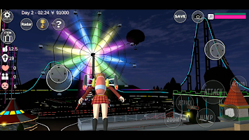 Screenshot 3: サクラスクールシミュレーター