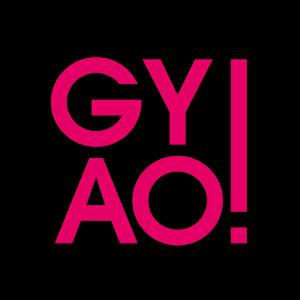 Icon: 免費動畫 GYAO!