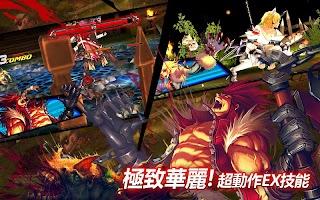 Screenshot 4: Kritika: 海盜王的憤怒/ 致命一擊~混沌的開始~