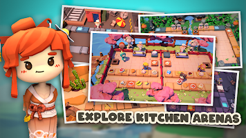 Screenshot 2: Cooking Battle!