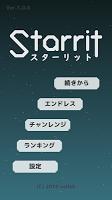 Screenshot 1: Starrit