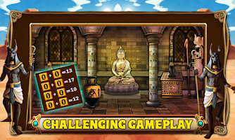Screenshot 3: Free New Escape Games 57-Ancient Doors Escape