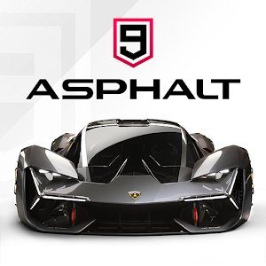 Icon: Asphalt 9: Legends