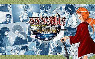 Screenshot 1: Rurouni Kenshin: Meiji Swordsman Romantic Story – Kengekikenran