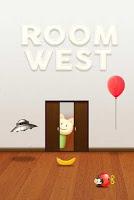 Screenshot 1: 從西邊的房間逃脫