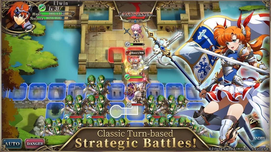 Download] Langrisser Mobile (English) - QooApp Game Store