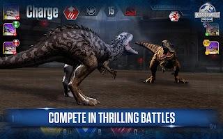 Screenshot 4: Jurassic World™: The Game