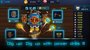 Screenshot 1: Star Drill Tank