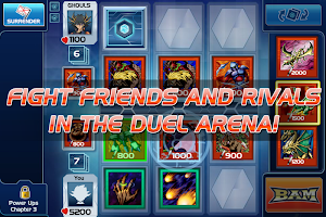 Screenshot 1: Yu-Gi-Oh! BAM Pocket