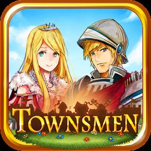 Icon: タウンズメン 街づくりシミュレーション
