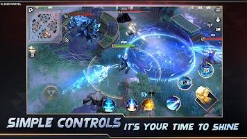 Screenshot 4: MARVEL Super War