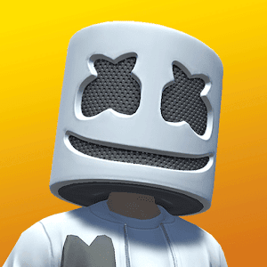 Icon: Marshmello Music Dance