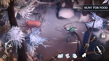 Screenshot 2: Winter Survival:after the last zombie war