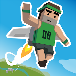 Icon: Jetpack Jump