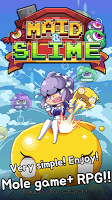 Screenshot 1: Maid & Slime