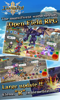 Screenshot 1: RPG Elemental Knights(3D MMO)