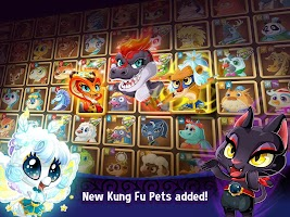 Screenshot 2: Kung Fu Pets