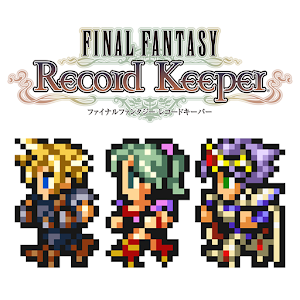 Icon: FINAL FANTASY Record Keeper - Japanese