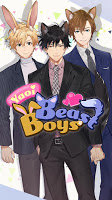 Screenshot 1: Yaoi Beast Boys : Anime Romance Game