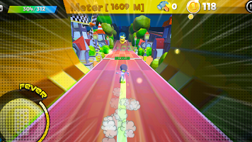 Screenshot 4: Running Mania