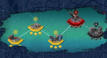 Screenshot 4: Zombie VS Fighters !