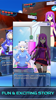 Screenshot 2: Guardian Girls: Astral Battle - Bullet Hell Shmup