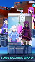Screenshot 2: Guardian Girls: Astral Battle - Bullet Hell Shmup