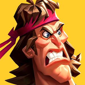 Icon: 頑強小隊:MMO War