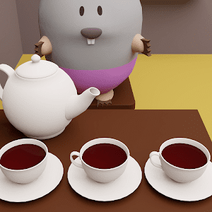Icon: 逃離茶會