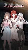 Screenshot 1: Death Game : Anime Girlfriend Game