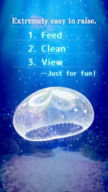治癒系水母育成遊戲