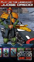 Screenshot 1: Judge Dredd: Crime Files