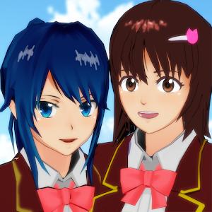 Icon: 櫻花學校模擬器