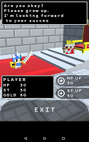 Screenshot 4: VoxelRogue