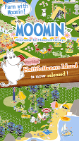 Screenshot 1: Moomin