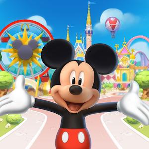Icon: 디즈니 매직 킹덤-마법 공원 건설