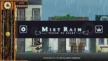 Screenshot 1: Mist Rain